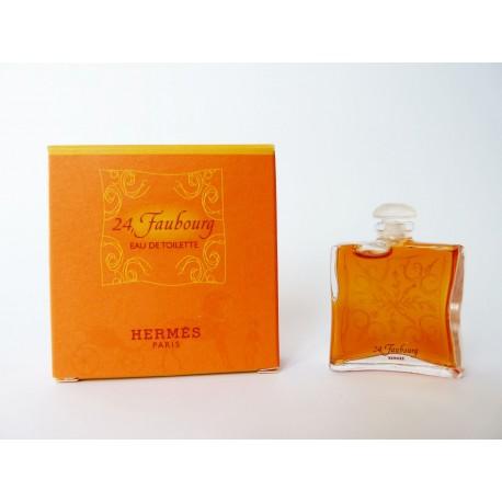 Miniature de parfum 24, Faubourg de Hermès