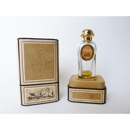 Ancienne miniature de parfum Calèche de Hermès