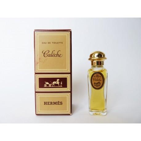 Miniature de parfum Calèche de Hermès