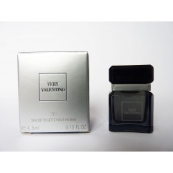 Miniature de parfum Very Valentino pour Homme