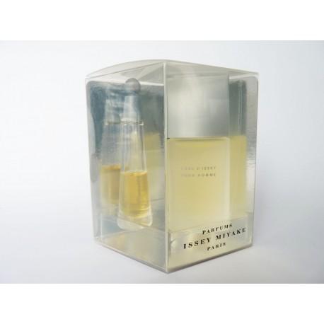 Coffret de 2 miniatures de parfum L'eau d'Issey de Issey Miyake