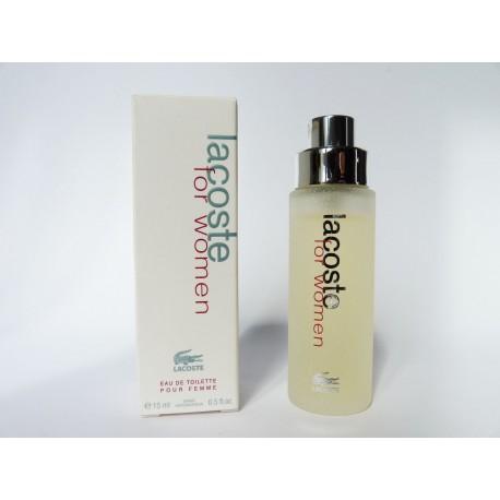 Miniature de parfum Lacoste for Women