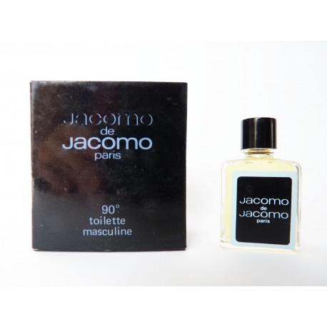 Ancienne miniature de parfum Jacomo de Jacomo