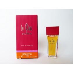 Miniature de parfum Le Chic de Molyneux