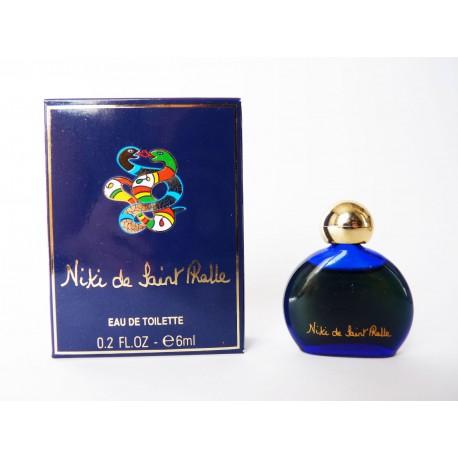 Miniature de parfum Niki de Saint Phalle