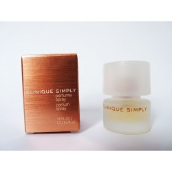 Miniature de parfum Simply de Clinique