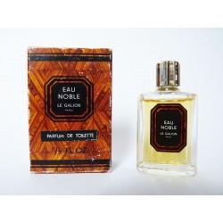 Ancienne miniature de parfum Eau Noble de Le Galion
