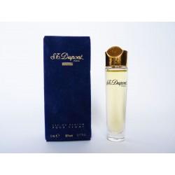 Miniature de parfum S.T. Dupont