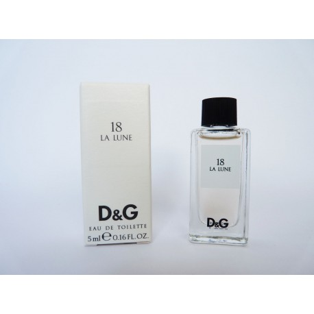 Miniature de parfum 18 La Lune de Dolce & Gabbana