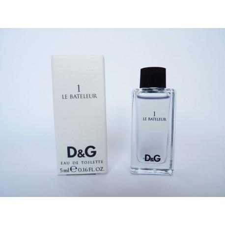 Miniature de parfum 1 Le Bateleur de Dolce & Gabbana