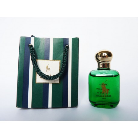 Miniature de parfum Polo de Ralph Lauren
