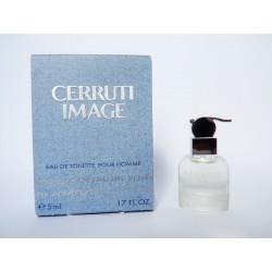 Miniature de parfum Cerruti Image