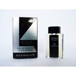 Miniature de parfum Acteur de Azzaro