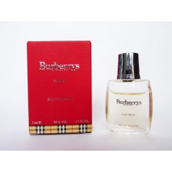 Miniature de parfum Burberrys of London for Men