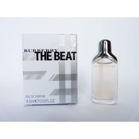 Miniature de parfum The Beat de Burberry
