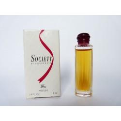 Miniature de parfum Society de Burberry