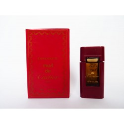 Miniature de parfum Must de Cartier