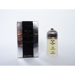 Miniature de parfum Pasha de Cartier