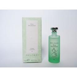 Miniature Eau Parfumée au Thé Vert de Bulgari