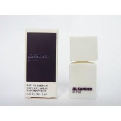 Miniature de parfum Style de Jil Sander