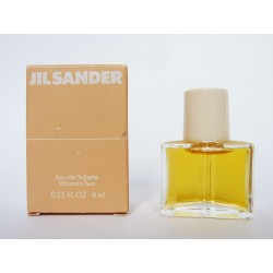 Miniature de parfum Woman Two de Jil Sander
