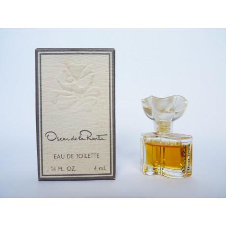 Miniature de parfum Oscar de la Renta