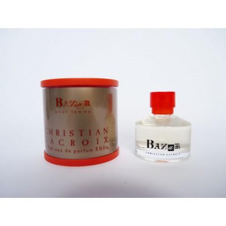 Miniature de parfum Bazar de Christian Lacroix