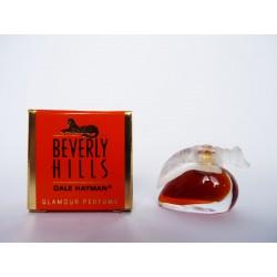 Miniature de parfum Gale Hayman de Giorgio Beverly Hills