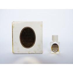 Ancienne miniature de parfum Royal de Rauch