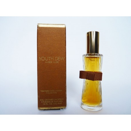 Miniature de parfum Youth Dew de Estée Lauder