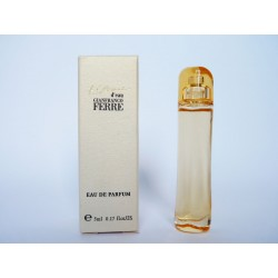 Miniature de parfum Essence d'Eau de Gianfranco Ferre