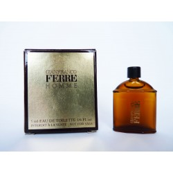 Miniature de parfum Gianfranco Ferre Homme