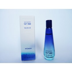 Miniature de parfum Cool Water Wave de Davidoff