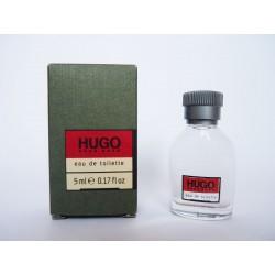 Miniature de parfum Hugo de Hugo Boss