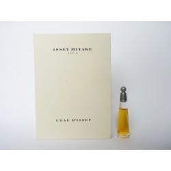 Miniature de parfum L'eau d'Issey de Issey Miyake
