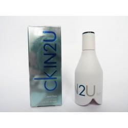 Miniature de parfum CK In2U Him de Calvin Klein