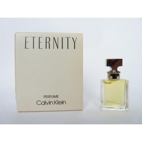 Miniature de parfum Eternity de Calvin Klein