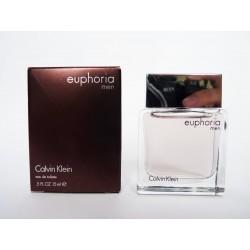 Miniature de parfum Euphoria Men de Calvin Klein