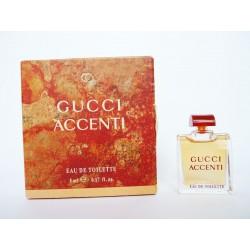 Miniature de parfum Gucci Accenti