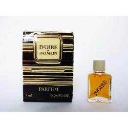 Miniature de parfum Ivoire de Pierre Balmain