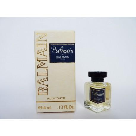 Miniature de parfum Balmain de Balmain