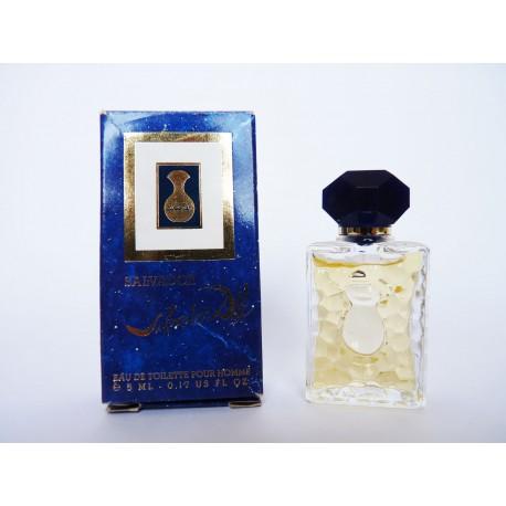 Miniature de parfum Salvador de Salvador Dali