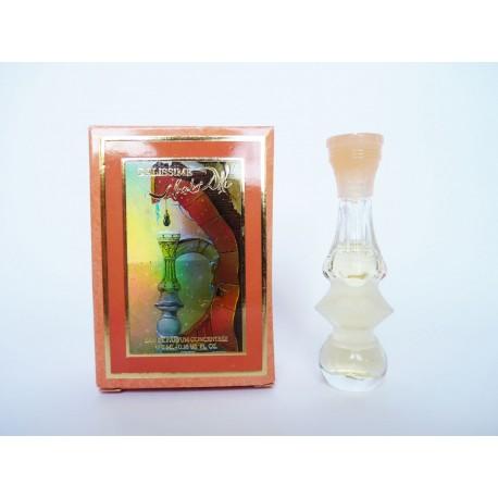 Miniature de parfum Dalissime de Salvador Dali