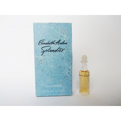 Miniature de parfum Splendor de Elizabeth Arden
