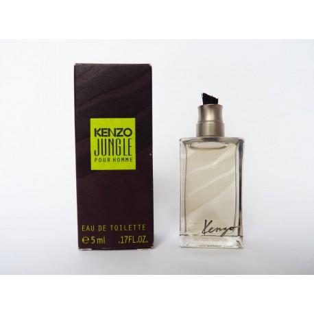 Miniature de parfum Kenzo Jungle pour Homme