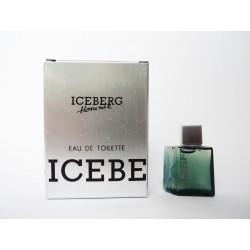 Miniature de parfum Iceberg Homme