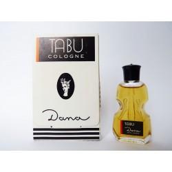 Ancienne miniature de parfum Tabu de Dana