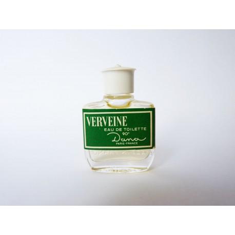 Ancienne miniature de parfum Verveine de Dana