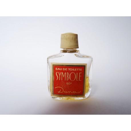 Ancienne miniature de parfum Symbole de Dana