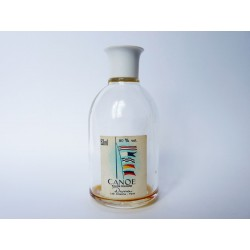 Ancien petit flacon de parfum Canoé de Dana